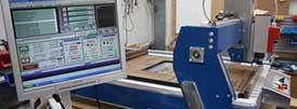 JBEC CNC Router Platform
